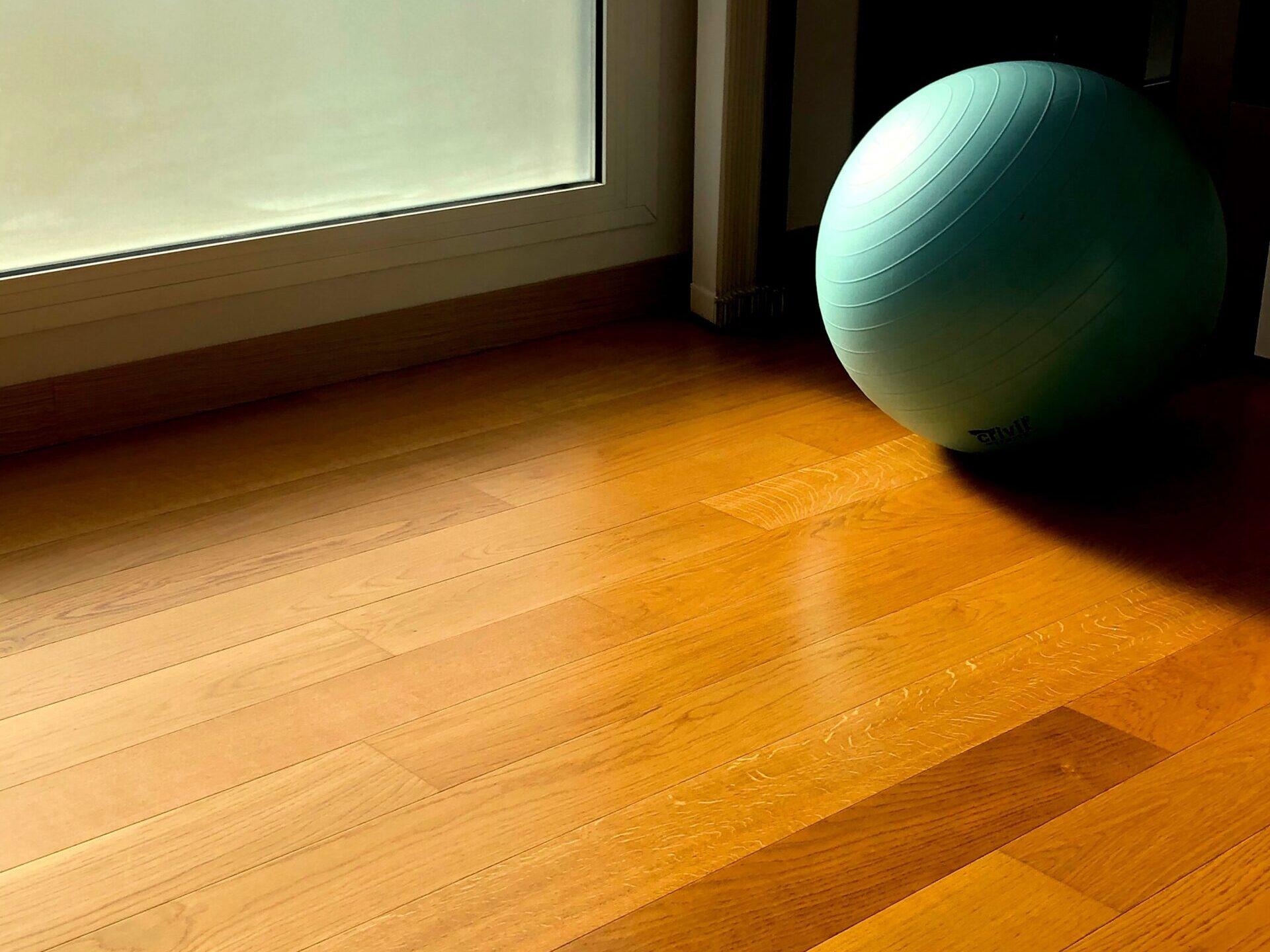 podlaha dřevěná